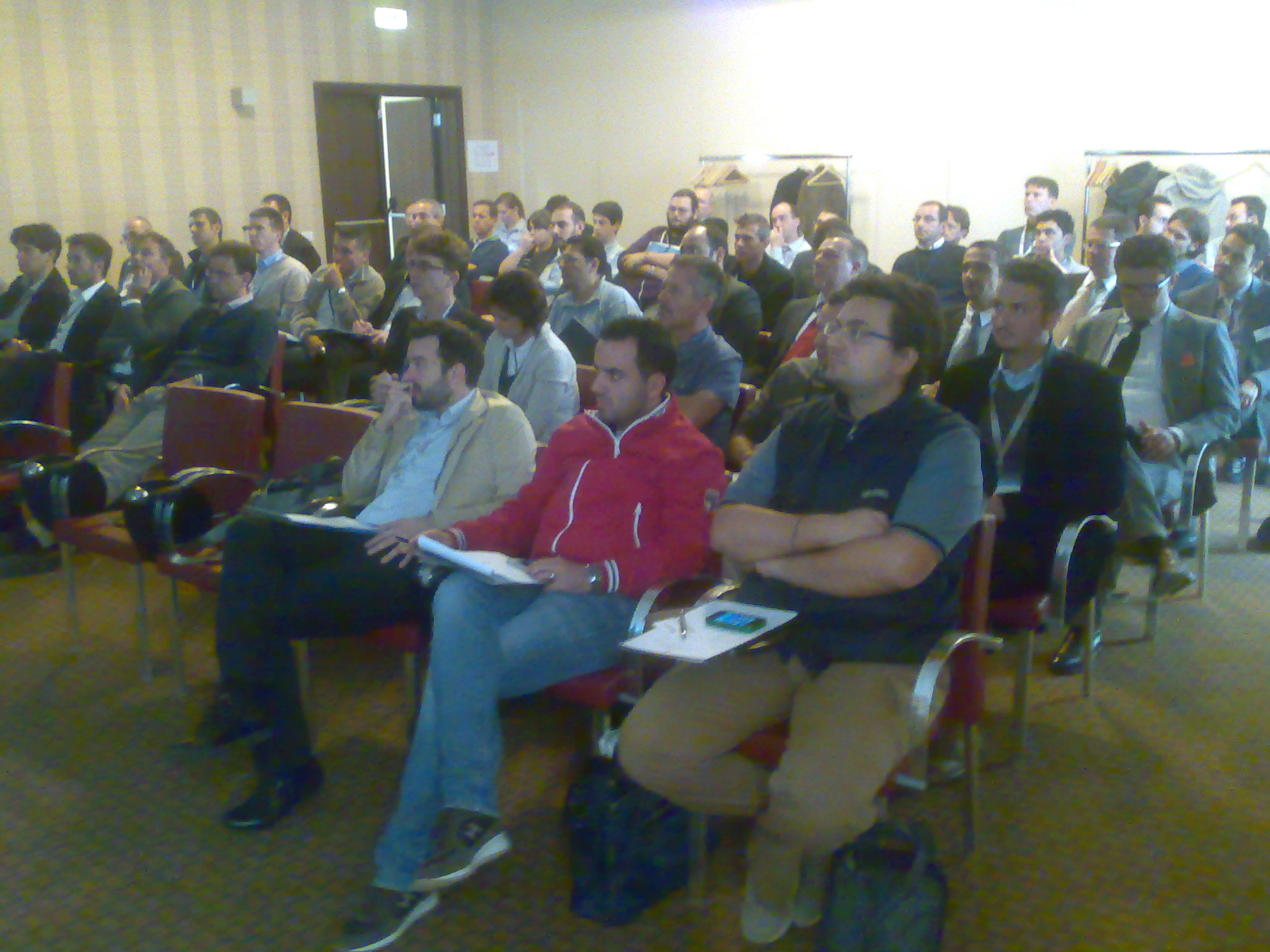 OPC Day Italy 2013 audience