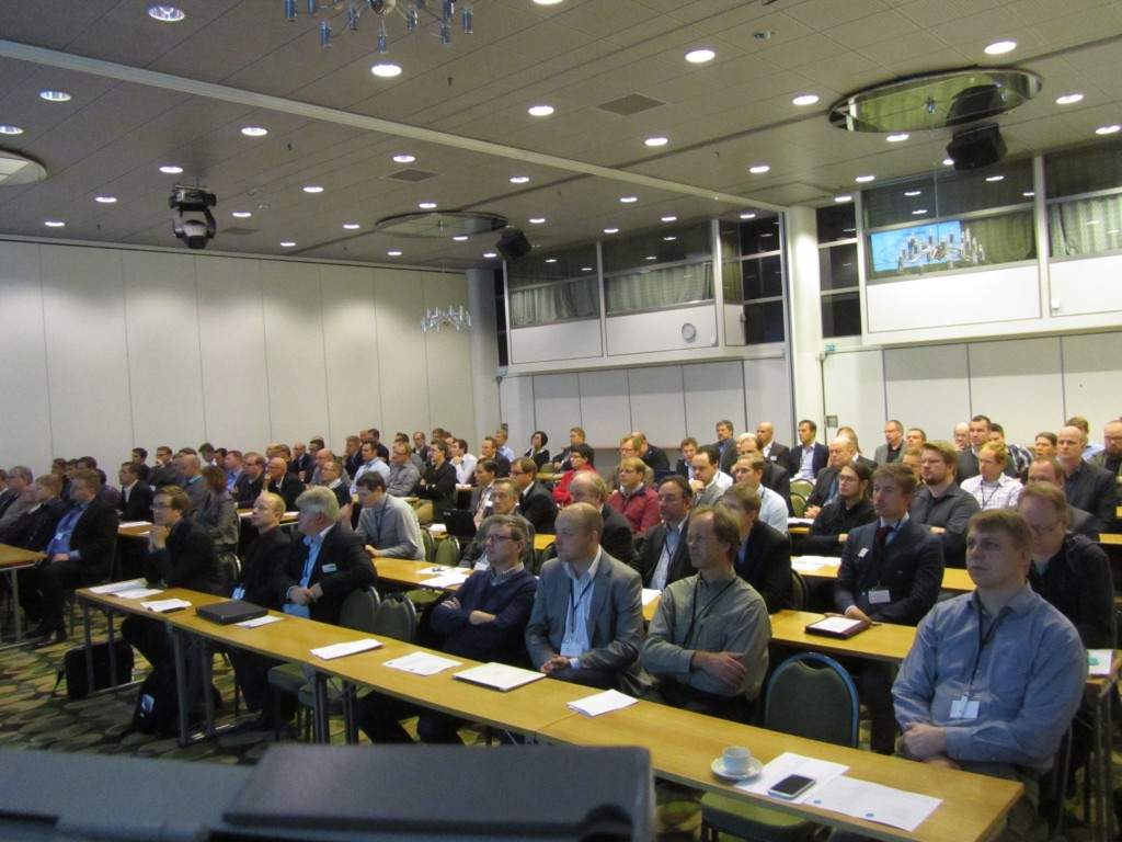 OPC and MES Day Finland 2013 Audience